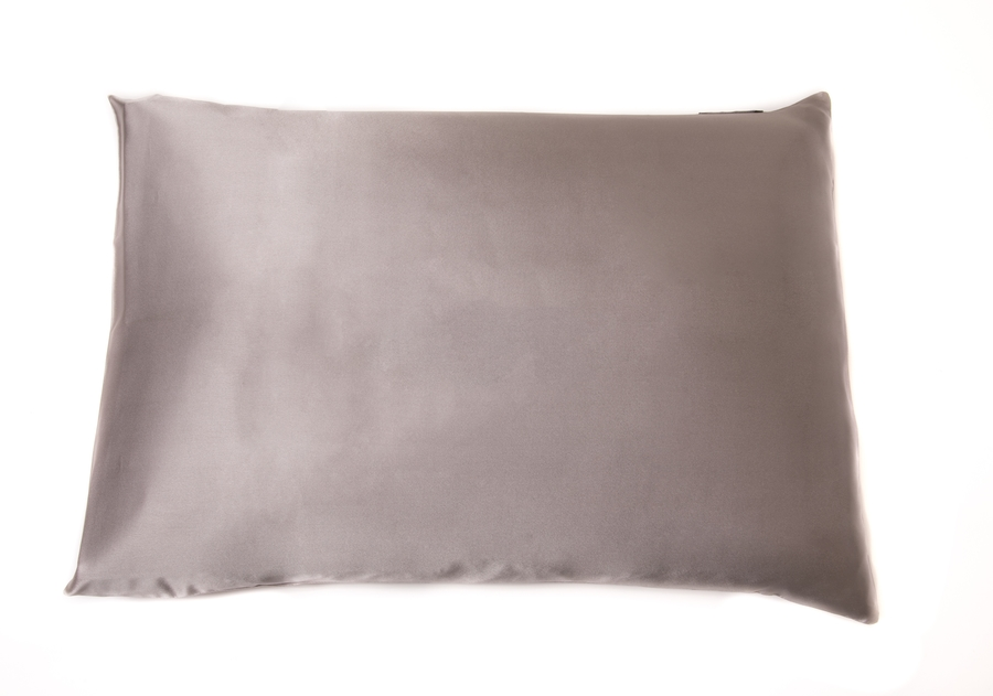 Hofsilk - 100% Silk Pillowcase Silver
