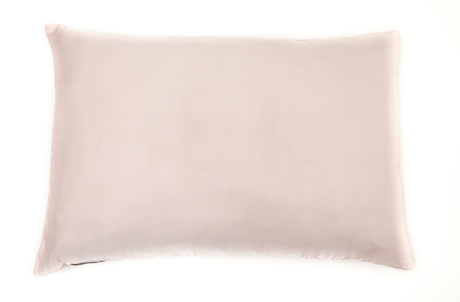 Hofsilk - 100% Silk Pillowcase Soft Pink