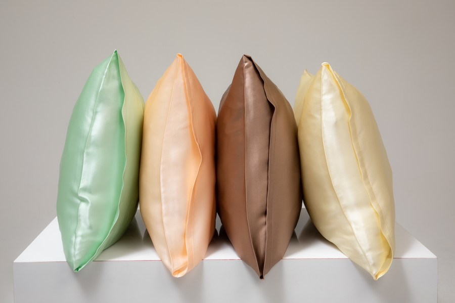 Hofsilk - 100% Silk Pillowcase Soft Salmon