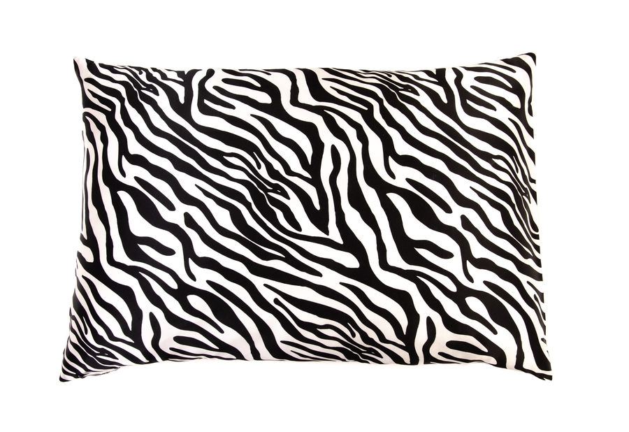 Hofsilk - 100% Silk Pillowcase Zebra