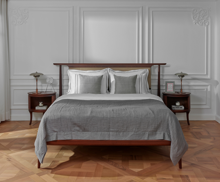 House of Silk Maison - Briolette Duvet Set (1)
