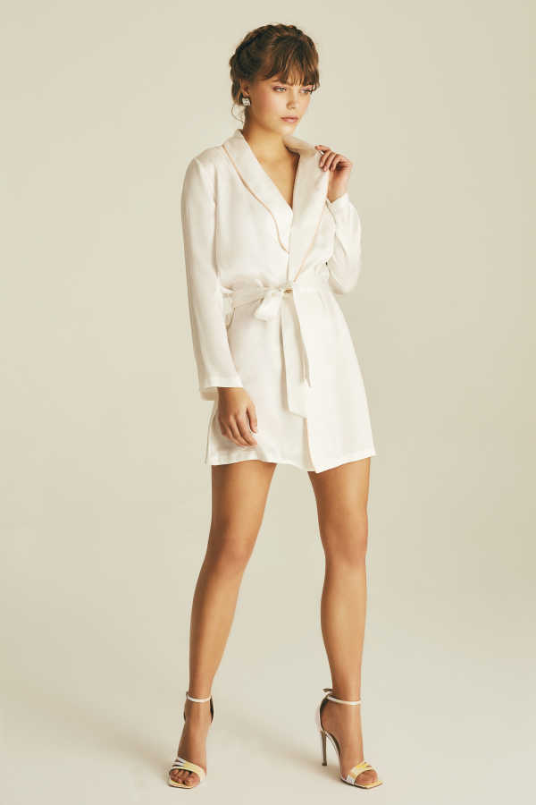 Hofsilk - Charna - Bridal Robe