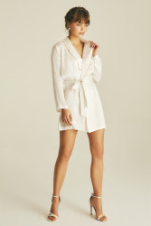Hofsilk - Silk Charna Bridal Robe