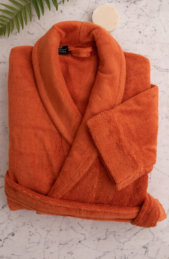 House of Silk Maison - Cinnamon Robe