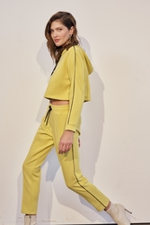 House of Silk - EDLYN Super Soft Track Pants Neon (1)