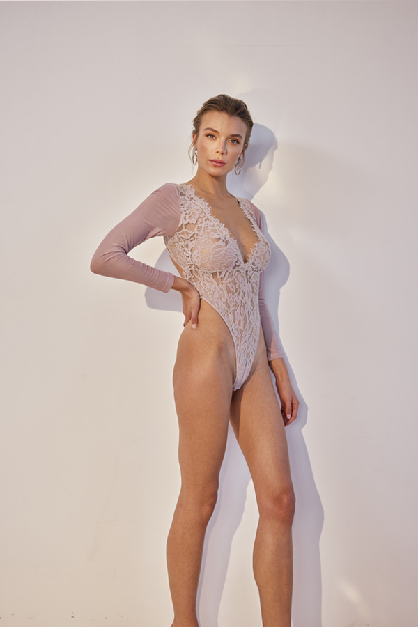 House of Silk - LILY Bodysuit (1)
