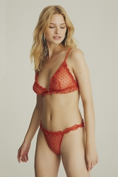 House of Silk - Love Tulle Frilled Pantie