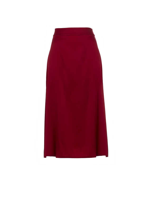 Hofsilk - Silk Midi Skirt (1)