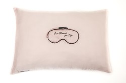 Hofsilk - Silk OUR MOMENT Sleeping Mask & Pillowcase Set (1)