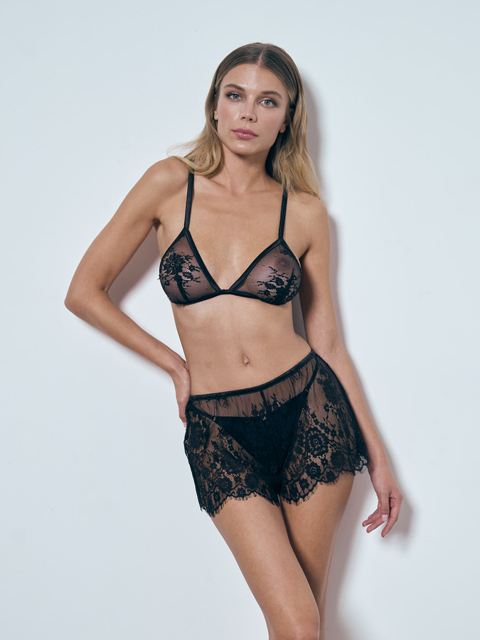 House of Silk - Silk Trimmed LACE Gift Set (1)