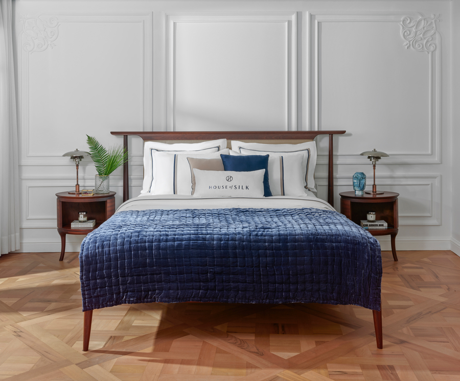 House of Silk Maison - Sophia Duvet Set (1)