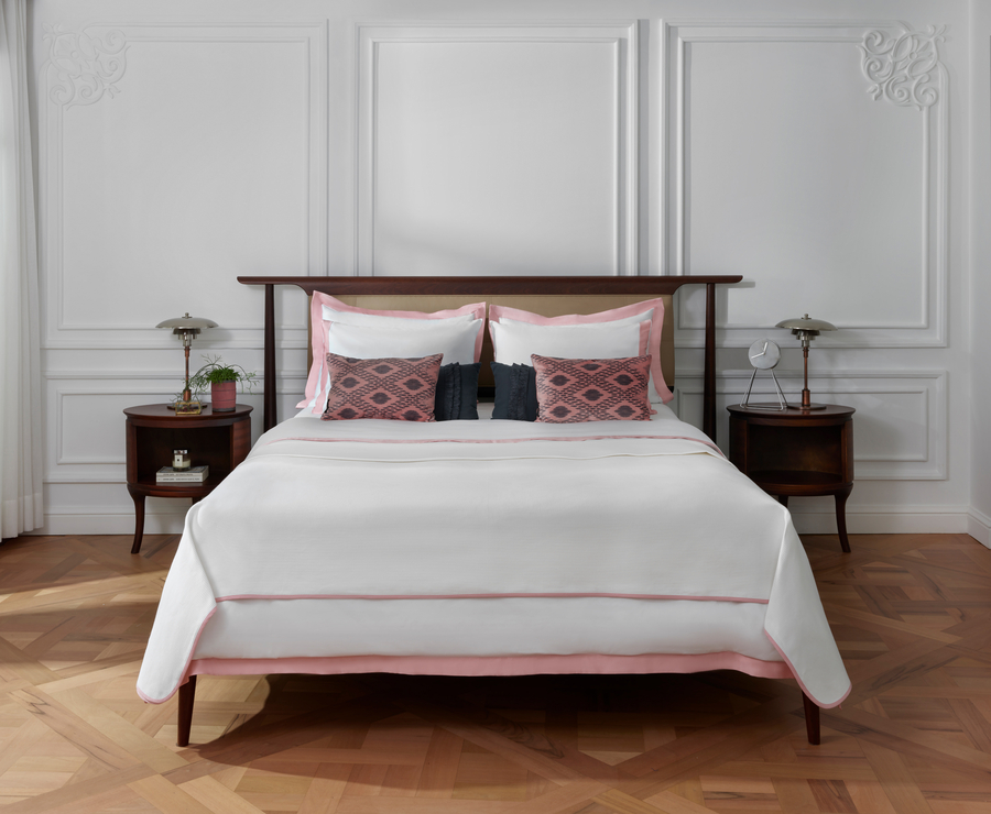 House of Silk Maison - Stone Duvet Set (1)