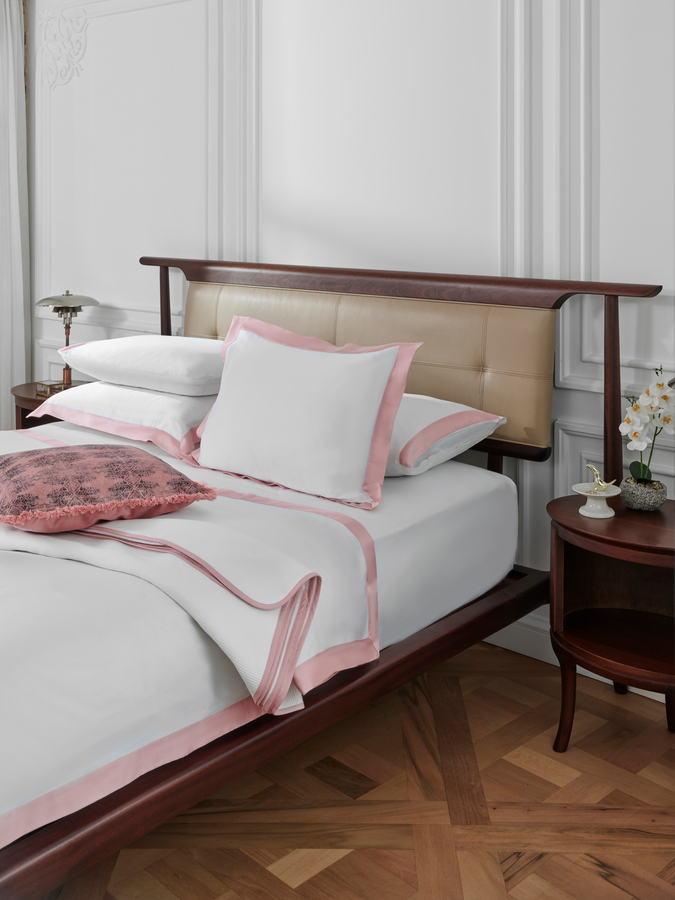 House of Silk Maison - Stone Duvet Set